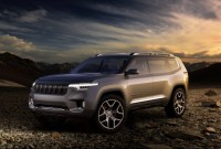 2022 Jeep Grand Cherokee SRT Concept