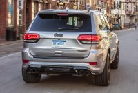 2022 Jeep Grand Cherokee SRT Spy Shots