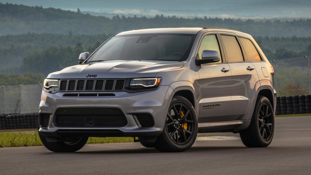 2022 jeep grand cherokee trackhawk redesign, specs and