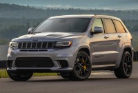 2022 Jeep Grand Cherokee Trackhawk Redesign