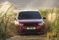 2022 Land Rover Discovery Engine