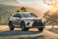 2022 Lexus RX 350 Wallpaper