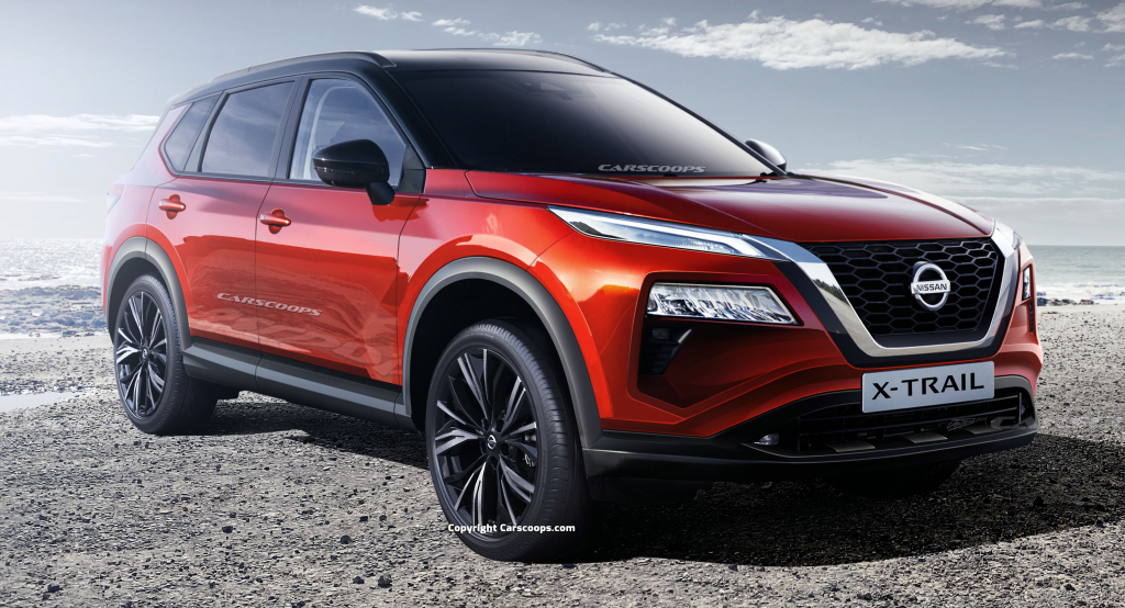 2022 Nissan Rogue Sporting Specs