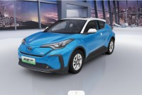 2022 Toyota CHR Electric Spy Shots