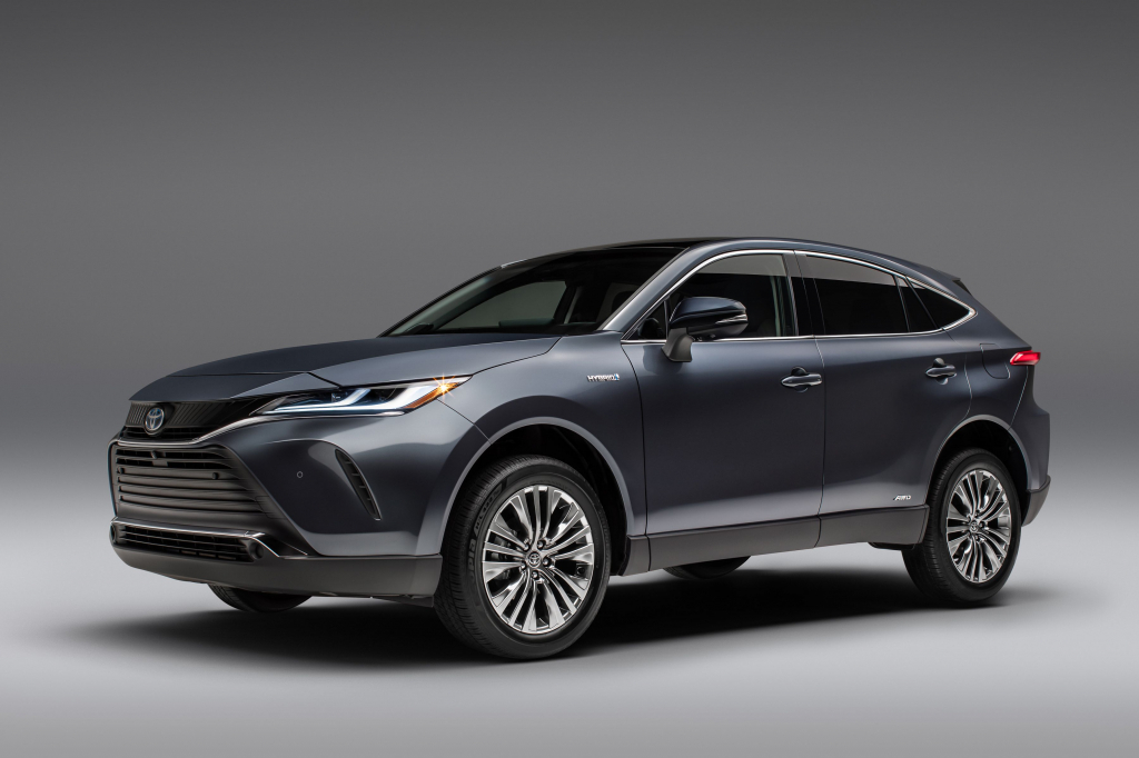2022 Toyota Venza Images