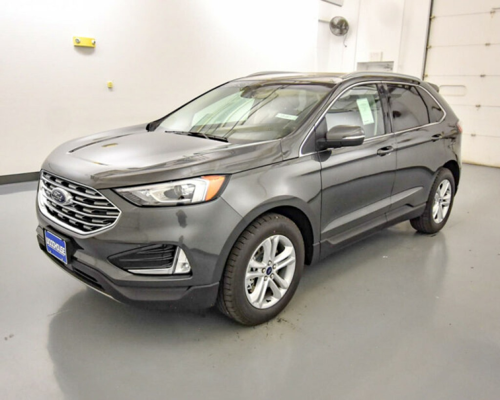 2023 Ford Edge Wallpapers