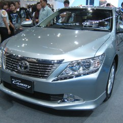 Toyota All New Camry 2012 Bodykit Grand Veloz Cheaper And Better