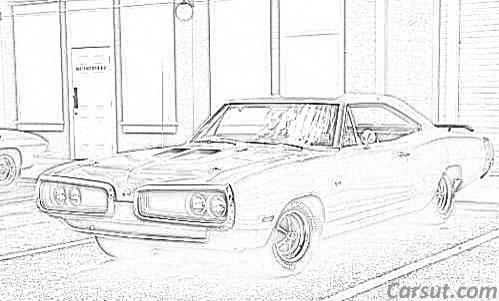 65 Gto Wiring Diagram 1967 Pontiac GTO Wiring-Diagram