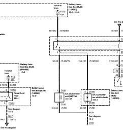 2000 ford taurus factory radio wiring diagram [ 1200 x 814 Pixel ]