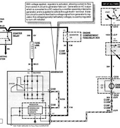 ford alternator wiring diagrams carsut understand cars 1975 ford alternator wiring diagram ford alternator regulator wiring diagram [ 1280 x 967 Pixel ]