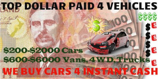 Cash for cars Wellington