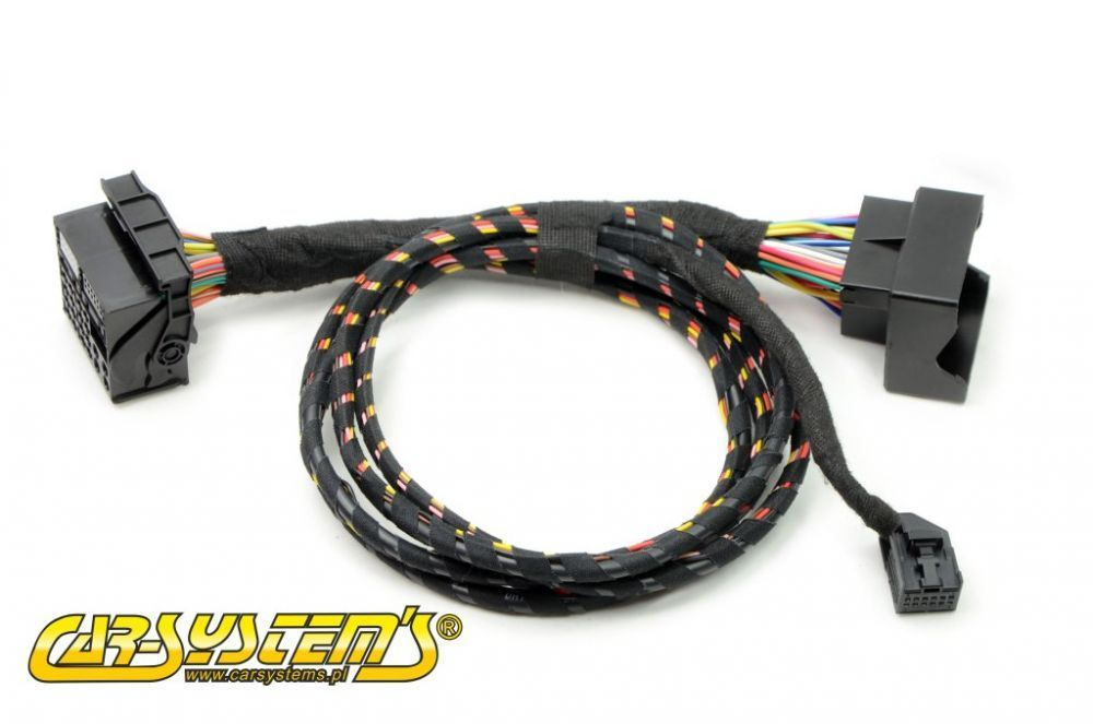 Vw Mdi Mediain Plugplay Wiring For Cars W Aux Input