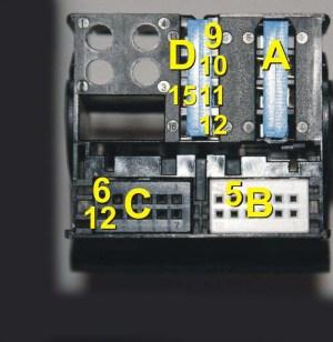 Audi Bluetooth 8P0  8P1 Wiring Diagram