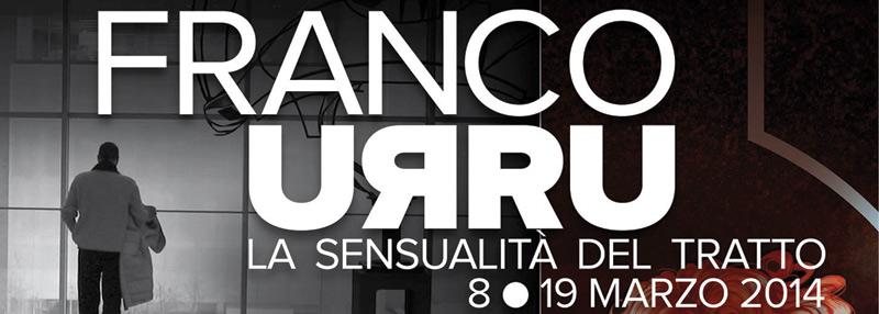 """""""La sensualità del tratto"""" – Franco Urru"""