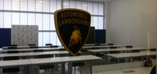 Il Training Center di Lamborghini