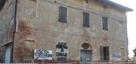 casa da demolire