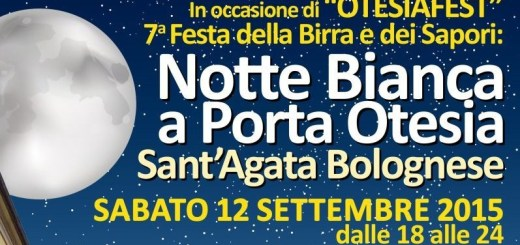 NOTTE BIANCA 2015