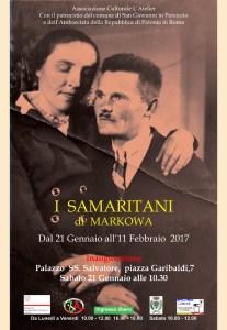 -x-L'Atelier-Invito-Inaugurazione-mostra-I Samaritani di Markowa--N-B---jpg