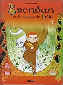 Brendan et le secret de Kells, Tome 1