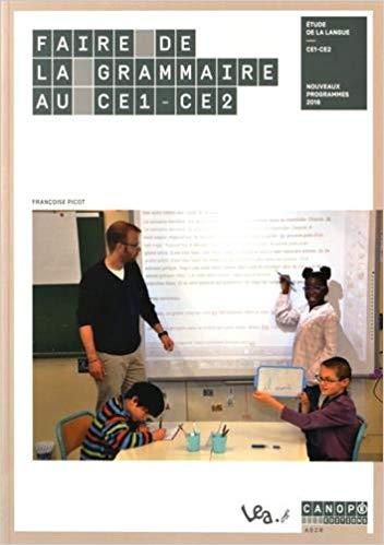 Faire de la grammaire au CE1-CE2
