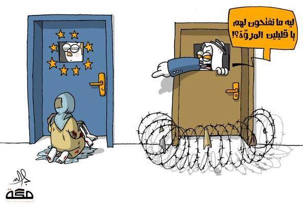 La condizione dei rifugiati raccontata dai media arabi