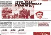 Exposición conmemorativa 130 aniversario de UGT
