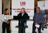 Acto 130 Aniversario UGT en el Luzzy