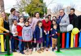 Nuevo para infantil en la plaza de la Juventud de El Albujón