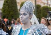Monumento a las fiestas de Carnaval en la Alameda