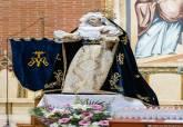 Misa y pregón Semana Santa de Cabo de Palos en la Iglesia Santa María del Mar