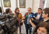 Declaraciones de Juan Pedro Torralba tras la Junta de Gobierno Local