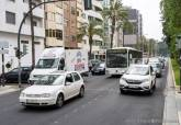Abierta al tráfico la Alameda de San Antón