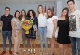 Clausura y entrega de diplomas Programa COLOC ADLE