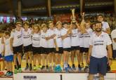 Clausura y entrega de trofeos Liga Comarcal de Fútbol Base