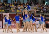 Clausura de la Escuela Municipal de Gimnasia Rítmica y Gimnasia Estética de Grupo de la temporada 2018-2019