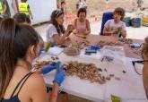 Campo de Voluntariado Juvenil 'Baja a la arena y toca la Historia'
