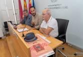 Presentación del XXVI Festival Nacional de Canción Españaola de Molino Derribao