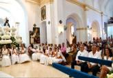 Procesión Alumbres en el Día de San Roque