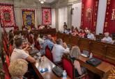 Pleno extraordinario por el estado del Mar Menor del 22 de agosto