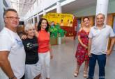Clausura de la escuela de verano del CEE Primitiva López