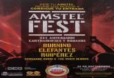 Cartel Amstel Fest Carthagineses y Romanos