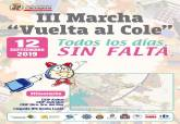 Cartel III Marcha 'Vuelta al cole'