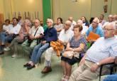 Reunión con Clubes de Mayores de Cartagena