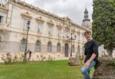 Nacho Guerreros, pregonero de las Fiestas de Carthagineses y Romanos 2019