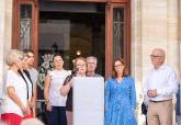 Lectura manifiesto y homenajes Día Internacional de las Personas Mayores