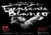 Actuación de Fuensanta Blanco en el Ciclo de Flamenco Cartagena Jonda