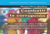Libro 'Combatir la corrupción', de Manuel Villoria