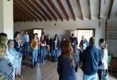 Visita albergue juvenil en Tallante proyecto COLEOPTER