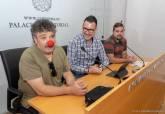 Presentación de la obra 'Chespier in clown', en beneficio de los niños bielorrusos afectados por Chernobyl