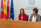 Rueda de prensa de la alcaldesa sobre la notificación oficial de la expulsión de los ediles socialistas